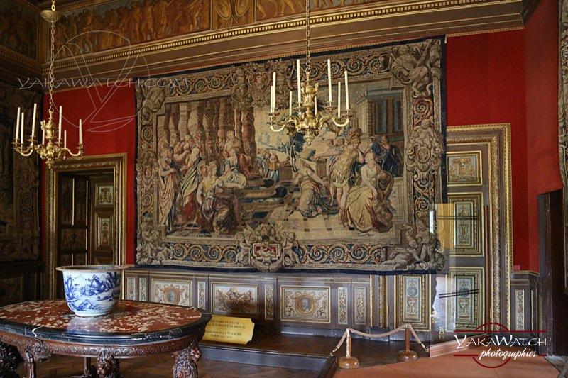 Château de Vaux le Vicomte - Intérieurs