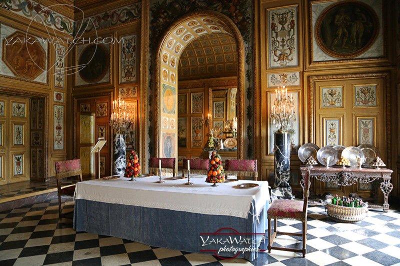 château de Vaux le Vicomte, Paris, France