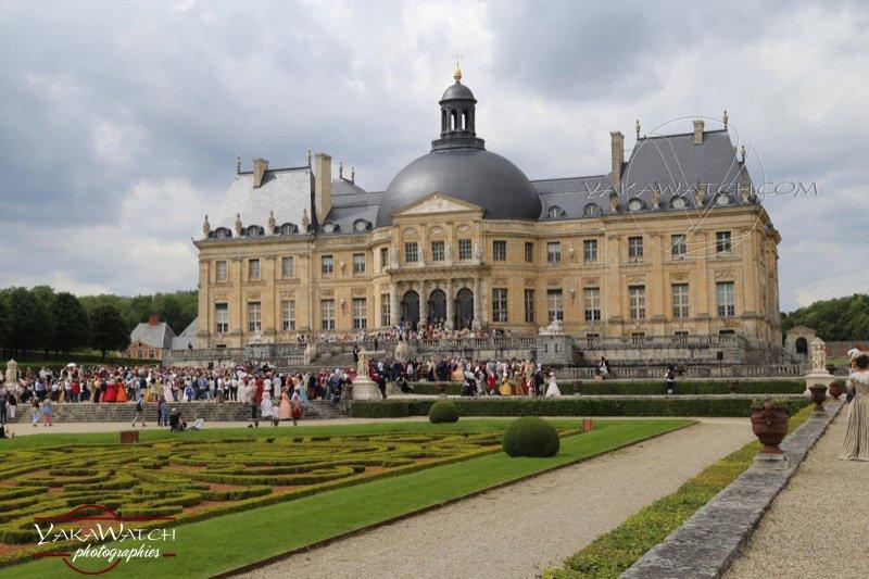 Le château et les jardins de Vaux-le-Vicomte