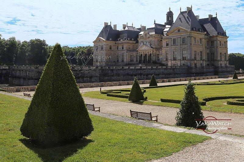 Vaux-le-Vicomte, un domaine privé classé monument historique