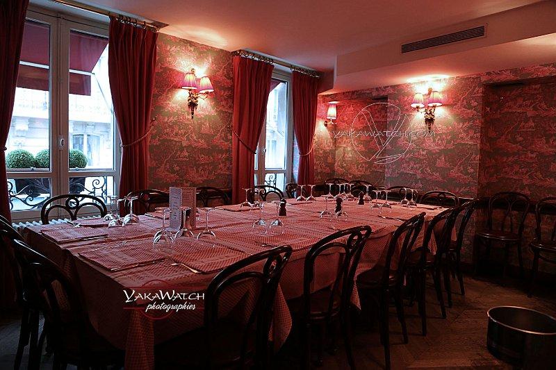 La Fontaine de Mars, restaurant de tradition - MA PLUME - WEBMAG