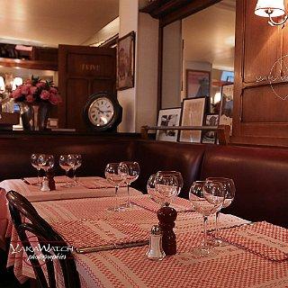 La Fontaine de Mars, restaurant de tradition - Intérieur