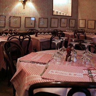 La Fontaine de Mars, restaurant de tradition - Une salle