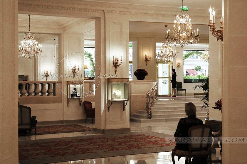 Hôtel Bristol Paris - Intérieurs - Yakawatch Photographies