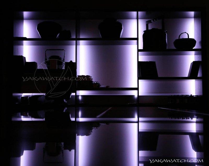 Le violet en décoration