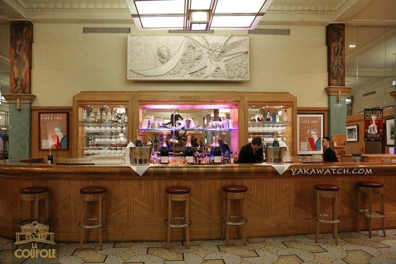 Le bar de la Coupole