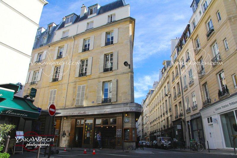 Le Balto, entre les rues Mazarine et Guénégaud