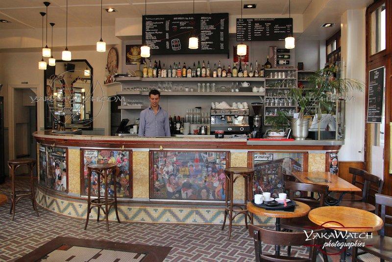 La Balto, salle et bar