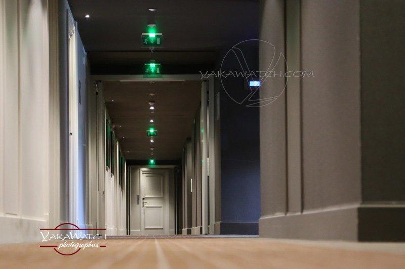Couloir Hôtel Renaissance Country Club