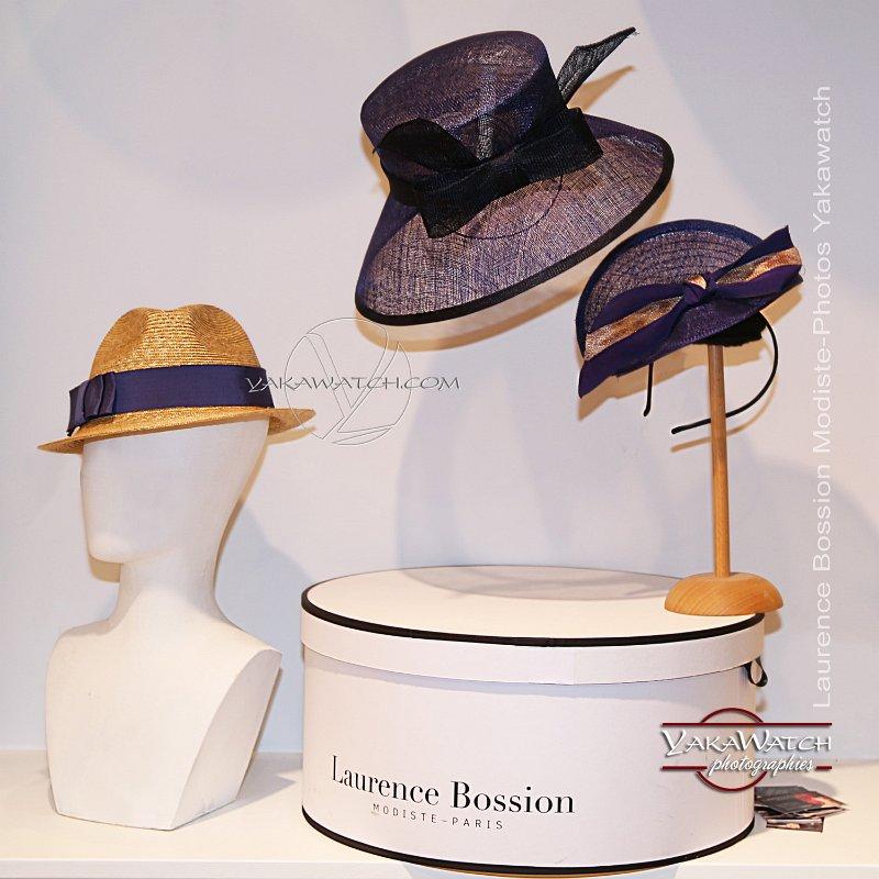 Laurence Bossion, modiste