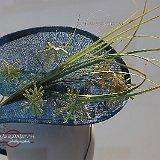 Chapeau d'été pour un mariage champêtre