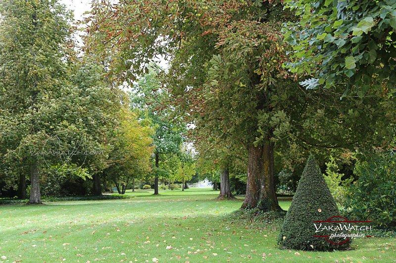 Jardins du château de Rambouillet