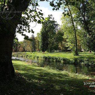 Vue du Parc - château de Rambouillet - Photo Yakawatch.com