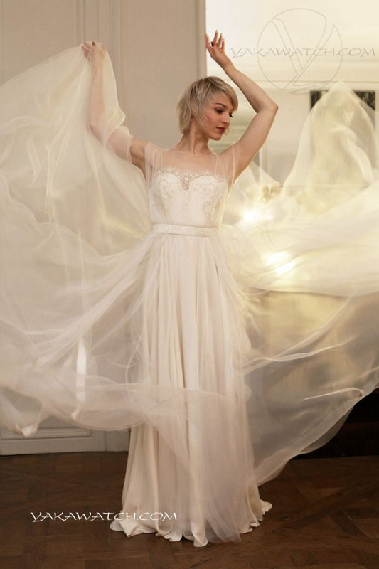 La mariée danse - Création Fanny Liautard