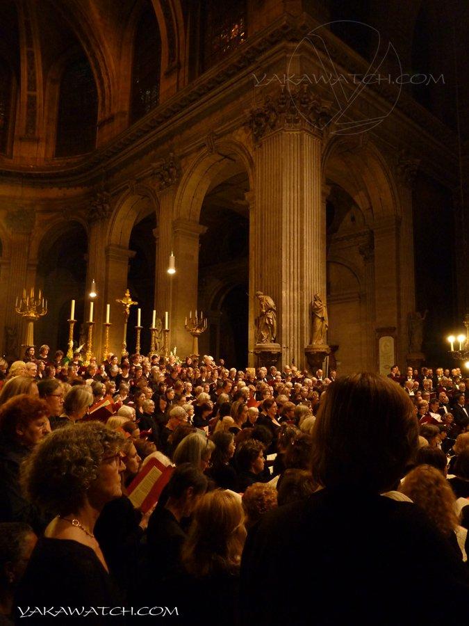 Chorale à St Sulpice