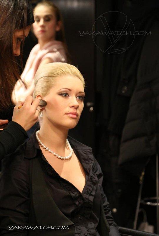 Mariée maquillage Renaissance