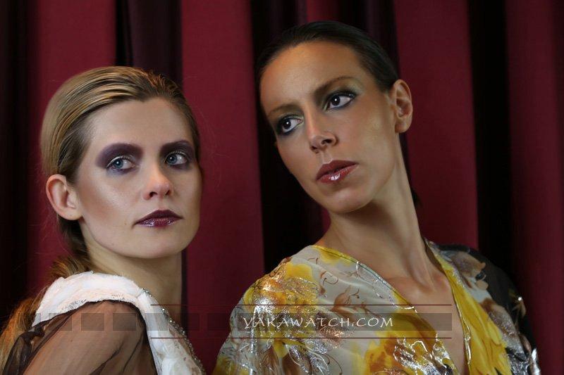 Portraits Estelle et Elena - Silencio
