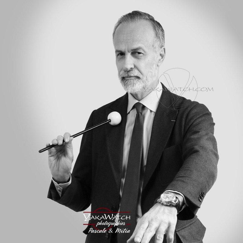 Portrait Corporate - Commissaire Priseur