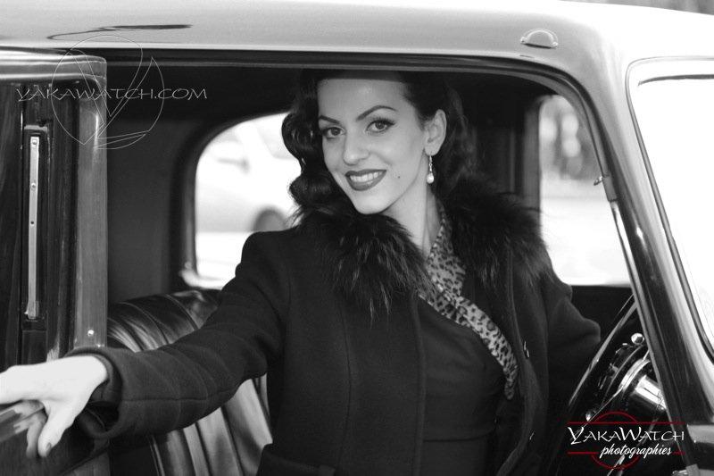 Portrait de femme - Photo Yakawatch
