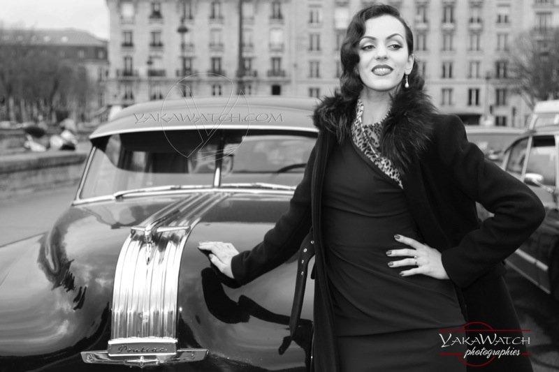 On rêve d'avoir une Pontiac 1950 comme Marylin Monroe