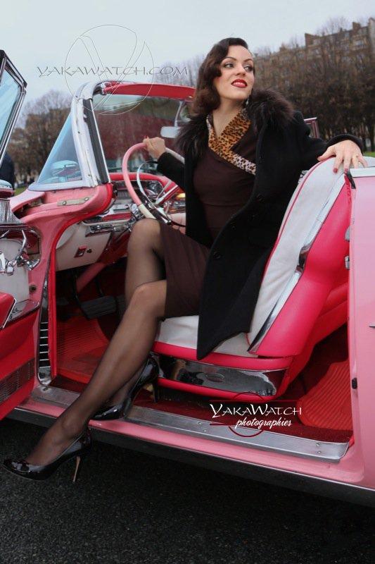 Création de suzy Mamaliscious, modèle Marie Valentin