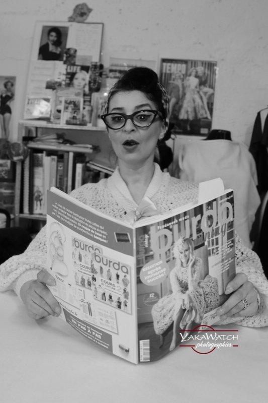 Suzy Mamaliscious, styliste sans frontière