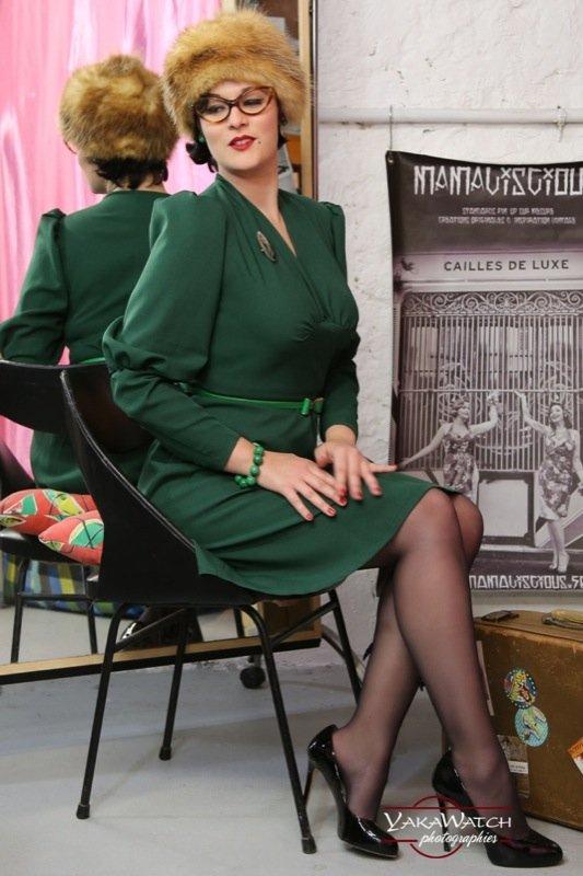 Création de Suzy Mamaliscious, modèle Leel ofWood