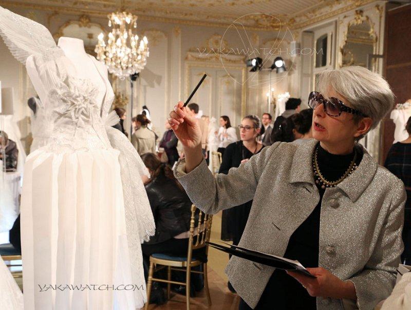 Évènement - Mode - Les Coulisses du Mariage à la Maison des Polytechniciens