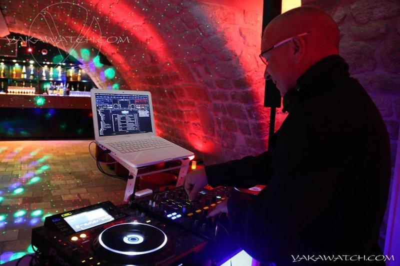 DJ à la Maison des Polytechniciens
