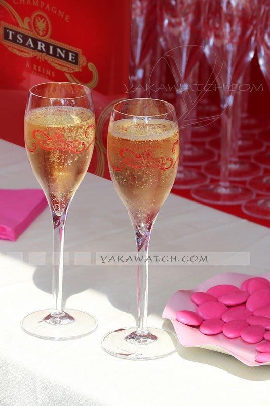 Restaurant, brasserie, traiteur, bar - Champagne Tsarine au Carré VIP - Rallye des Princesses - Invalides Paris