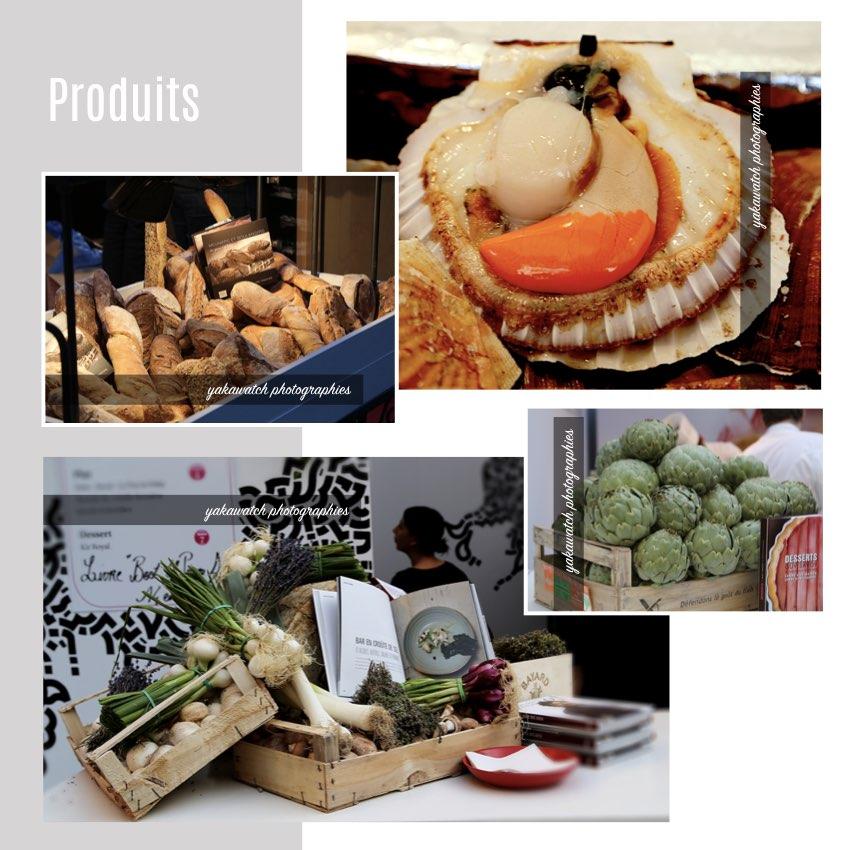 Métiers de bouches - produits - Yakawatch photographes